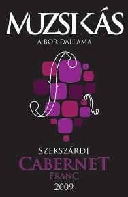 k cabernet2009