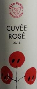 k cuvee rose2013