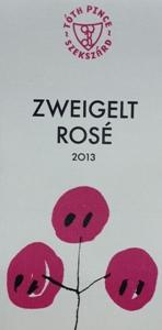 k zweigelt roze2013